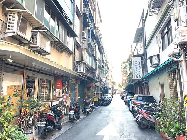 ▲台北市大同區哈密街僅800公尺長的街道,房價從4字頭到7字頭都有。 南科周邊租屋熱,新大樓2房月租要2萬元以上。(圖/信義房屋提供)
